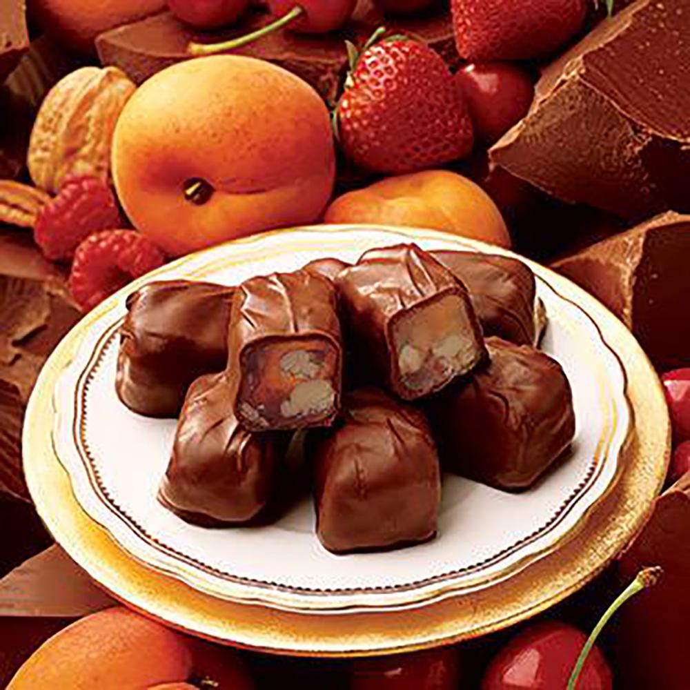 Çikolatalı Lokumlar